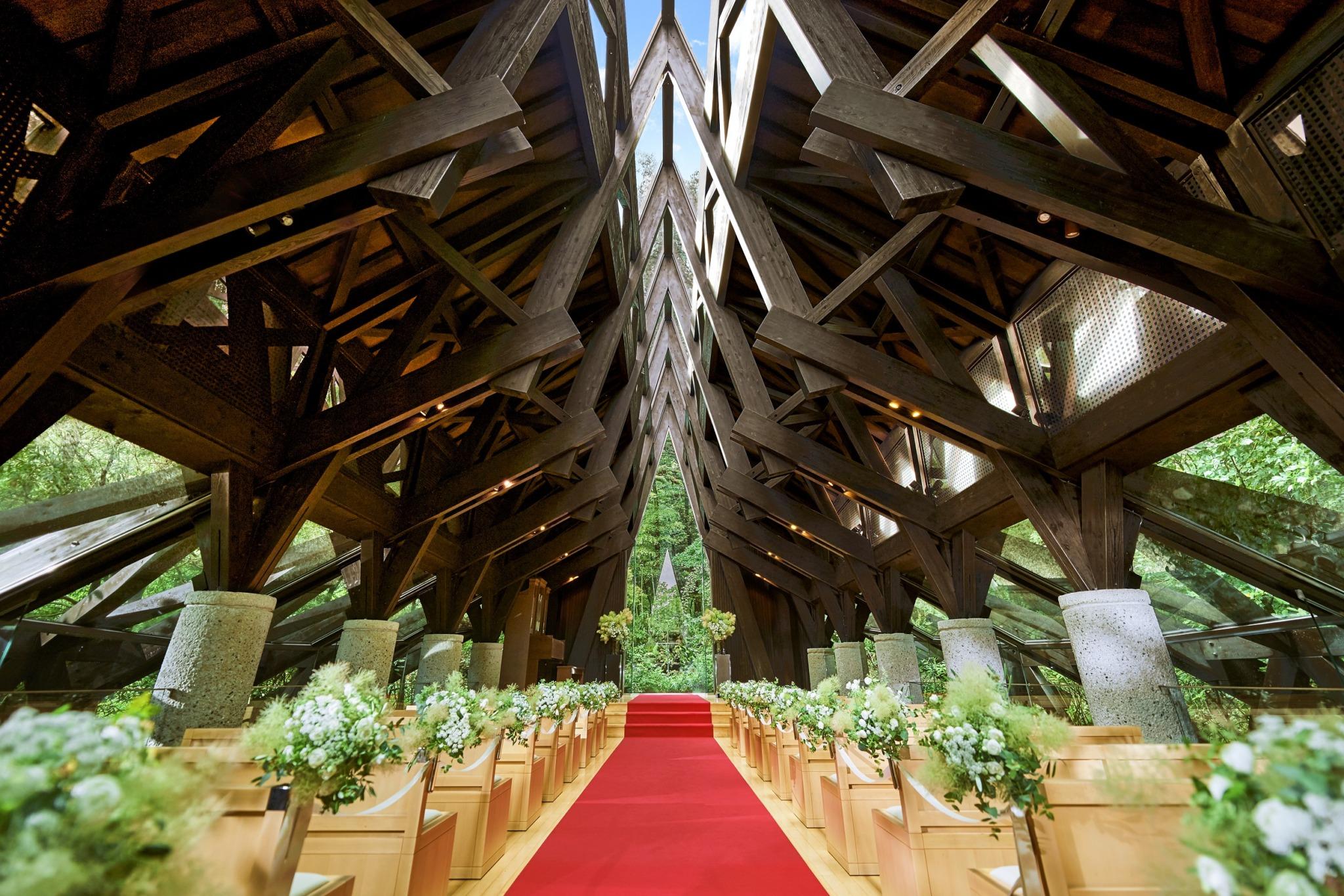8万坪の緑に抱かれた 本物の迎賓館