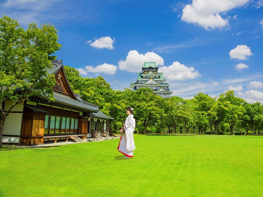 歴史紡ぐ2万坪の庭園と「本物」の迎賓館を貸切るかくべつな一日