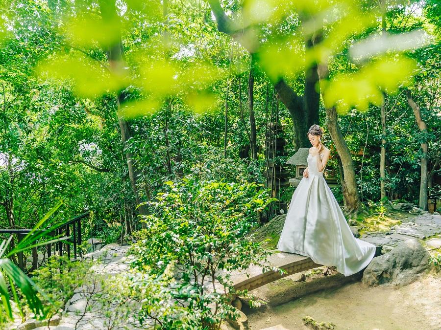 1925年創建、京都東山の森に佇む大正建築で上質な一日を