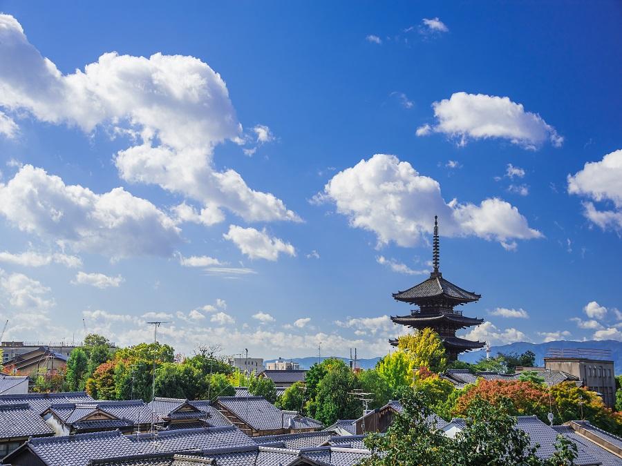 古都の歴史が随所に薫る、京都東山という特別なロケーションで美しいウエディングを