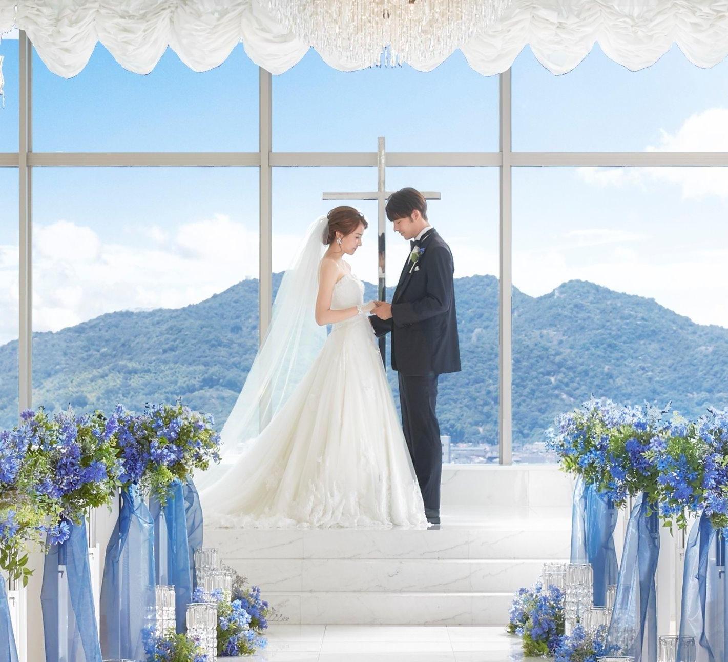 世界遺産姫路城を望む特別な空間